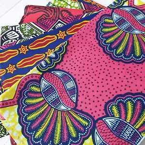 Fat Quarters Supreme Ankara 100/% Cotton Wax Print