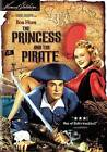 The Princess and the Pirate (DVD, 2014)
