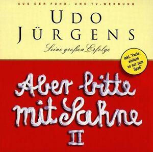 UDO-JURGENS-034-ABER-BITTE-MIT-SAHNE-034-2-CD-NEUWARE
