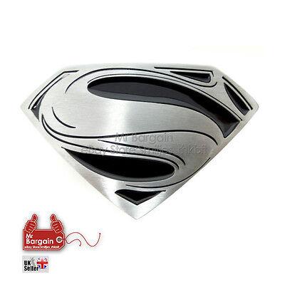Super Man  Belt Buckle