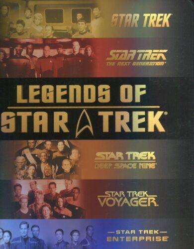 Star Trek Legends of Star Trek Empty Card Album
