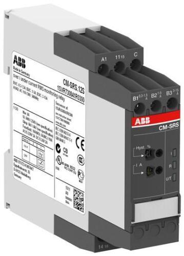 ABB Stromüberwachungsrelais CM-SRS.11S 24V-240V   1SVR730840R0200 rms Monitoring