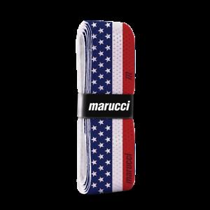 Marucci Bat Grip 1.75mm Grey - M175 - Flag Stars and Stripes