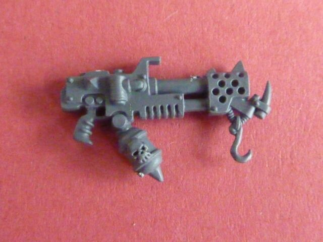 Chaos Space Marine Tactical FLAMER - Bits 40K