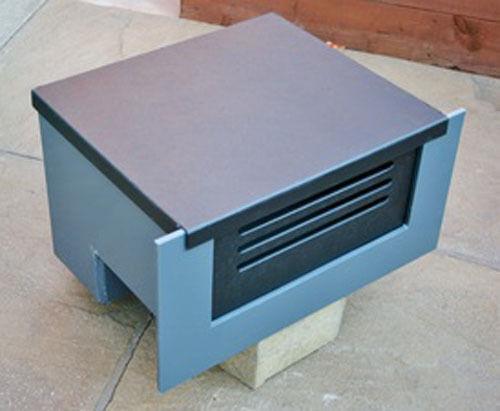 """POND SKIMMER siede su 9/"""" pollici Piatto Lavoro di blocco per GIAPPONESE CARPA KOI POND"""