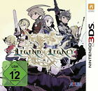 The Legend Of Legacy (Nintendo 3DS, 2016, Keep Case)