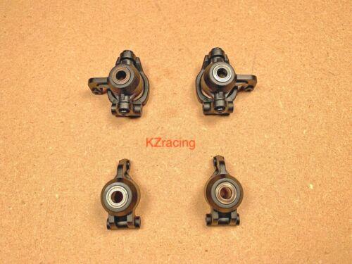Remo Hobby 1621 ROCKET Steering Blocks /& Rear Stub Axle Carriers 1631 1651