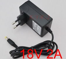 AC Adapter DC 18V 2A 2000mA Power Supply for BCA-144 Ryobi 14.4V Drill Charger