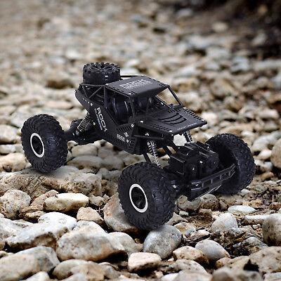 Coche Crawler Teledirigido 4x4 1:16 Coche Juguete Radio Remoto Control 20km/h
