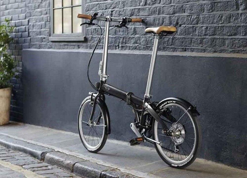 Original BMW MINI Folding Bike Fahrrad Klapprad  Faltrad Grau 80912413798