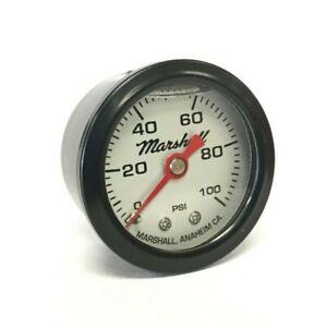 Marshall-1-5-034-Direct-Mount-Liquid-Filled-Fuel-Pressure-Gauge-Silver-LSB00100