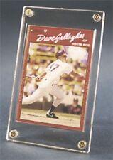 Pro-Mold Brand Recessed Four Screw Baseball Card Holder