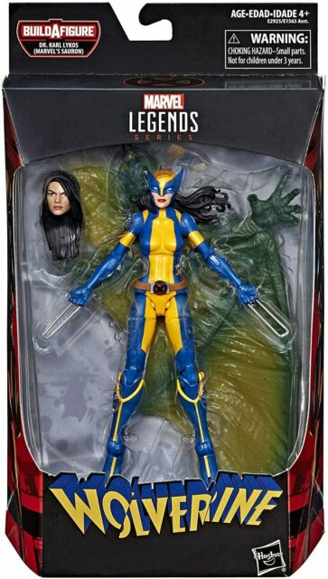 Marvel Legends Deadpool Series Wave 2 X-23 Wolverine Action Figure