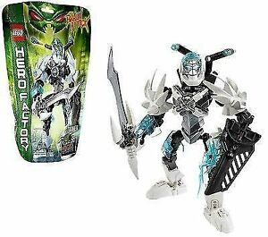 Lego Hero Factory Stormer 44010 And Frost Beast 44011 Bundle For