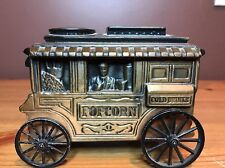 Vintage banthrico bank/ Popcorn Cold Drinks Peanut Wagon Made In 1974