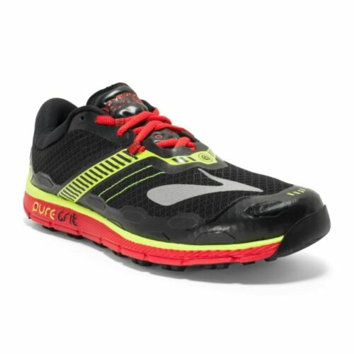 D GREAT BARGAINBrooks PureGrit 5 Mens Trail Running Shoes 070