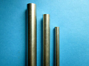 """5//32/"""" 3 PCS .156/"""" 4MM. STAINLESS STEEL ROUND ROD 304 X 9/"""" LONG"""