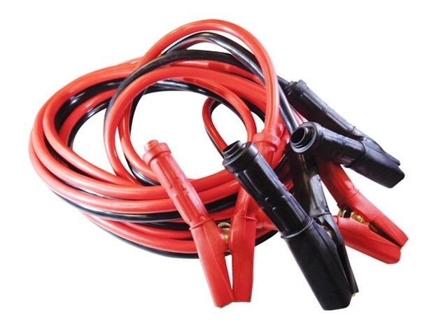 2//0 Gauge ATD Tools 79705 25 Ft 800 Amp Heavy-Duty Booster Cables