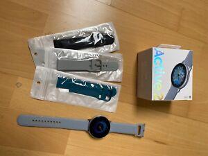 samsung watch active 2 44mm Top Zustand - Stuttgart, Deutschland - samsung watch active 2 44mm Top Zustand - Stuttgart, Deutschland