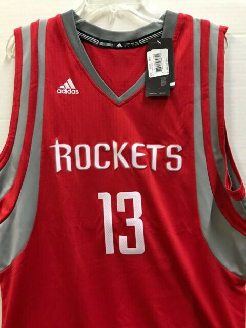 22a71ac48 adidas James Harden Swingman Rev30 Jersey Houston Rockets Basketball ...