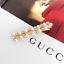 Femmes Perle Clips Cheveux Snap épingle à cheveux Mariage perle Pince à Cheveux Barrette Diapositive Grips
