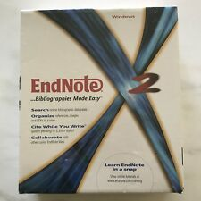 Isi Researchsoft Thomson Endnote 6 Student Edition For Students V6 Office & Business