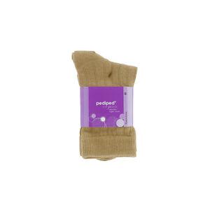 cfd9e85d5 pediped Organic Cotton Rib Dress Socks - Khaki. Size: XS (0-2 Years ...