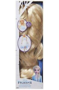 Disney Frozen 2 Elsa the Snow Queen Wig Dress Up Costume Wig
