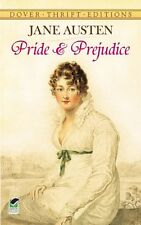 Dover Thrift Editions: Pride and Prejudice by Jane Austen (1995, Paperback, Unabridged)