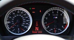 Details about BMW M3 SPEEDO RETROFIT FOR E90 E91 E92 E93