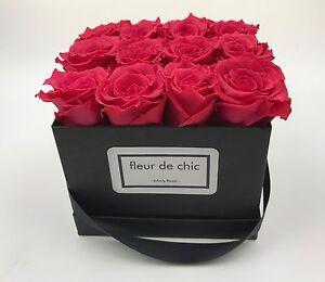 Valentinstag Exklusive Rosenboxen Mit Rosen Geschenk