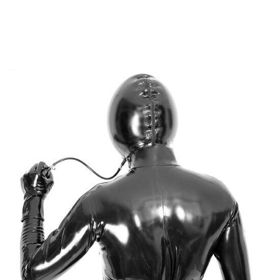 Latex Maske aufblasbar mit Plastik-Augen & Mundöffnung schwarz schwarz schwarz für SIE oder IHN | Nutzen Sie Materialien voll aus  | Modern Und Elegant In Der Mode  | Abgabepreis  | Zu einem niedrigeren Preis  | Beliebte Empfehlung  01dc9b