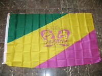 3x5 Mardi Gras Comedy And Tragedy Flag 3'x5' Banner Brass Grommets