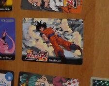 DRAGON BALL Z DBZ PP AMADA PART 29 CARDDASS CARD REG CARTE 1307 MADE IN JAPAN NM