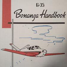 beechcraft bonanza k35 owner s manual ebay rh ebay com