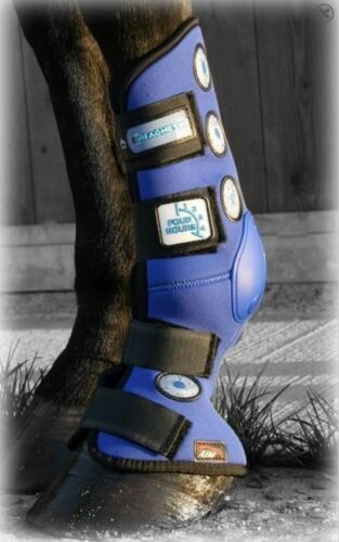 Veredus 4 HOUR Intensive Therapy MAGNETIK Boots Magnetic Magnet Healing ML