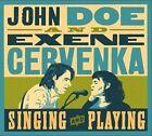 Singing and Playing * by Exene Cervenka/John Doe (X) (CD, Apr-2012)