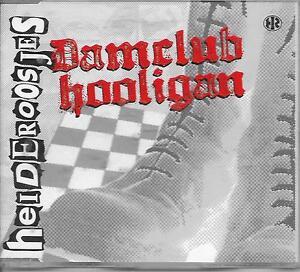 HEIDEROOSJES-Damclub-Hooligan-CD-SINGLE-4TR-HOLLAND-2003