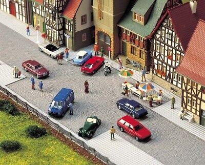 Busch 6032 Altstadtplatz H0