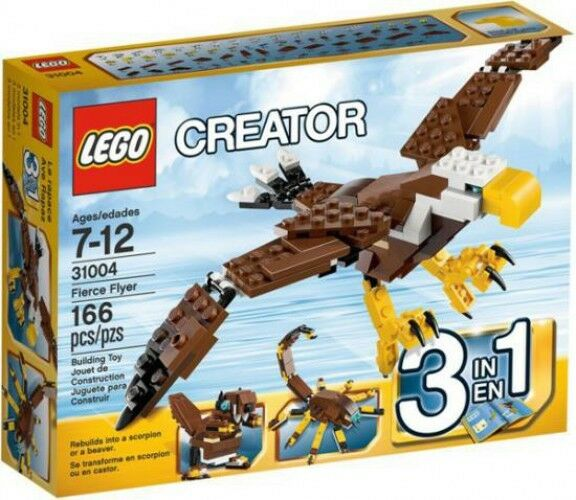 LEGO Creator Fierce Flyer Set  31004