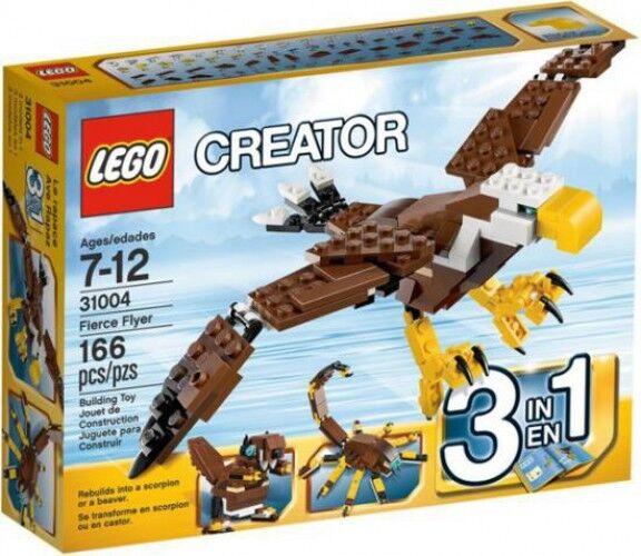 LEGO  Creator Fierce Flyer Set  31004  vendre comme des petits pains