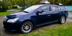 Buick Lacrosse 2010 CX