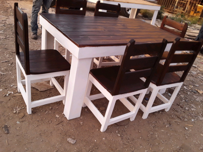 Dining Tables And Benches Chairs Boksburg Gumtree Classifieds