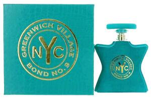 Greenwich-Village-Perfume-by-Bond-No-9-EDP-Spray-3-3-oz-for-Unisex-New-in-Box