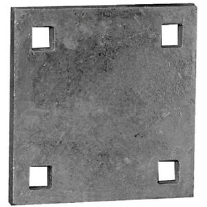 Details about Tiedown 26413 Dock Hardware Reinforcement Backing Plate