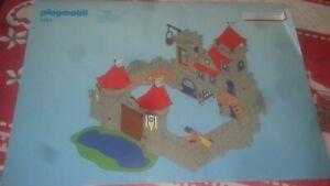 Playmobil Chateau 3268 Complet , Sans Boîte