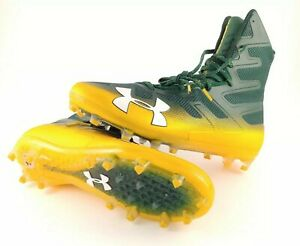 Top Football Cleats Green Yellow Gold