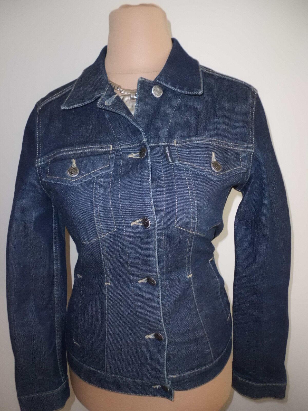 Giacca di jeans Eden Park Formato blue 38 à -71%