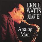 Analog Man by Ernie Watts (CD, 2007, Flying Dolphin Records)