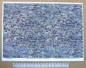 G-gauge-1-24-scale-034-Irregular-sandstone-034-self-adhesive-vinyl